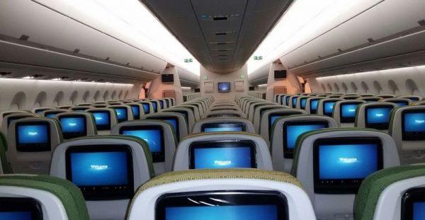 Ethiopian Airlines Airbus A350-900 Economy Class