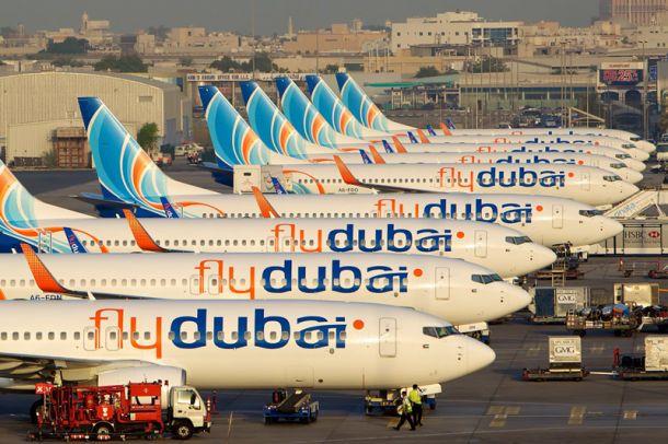 flydubai Boeing 737-800 Flotte