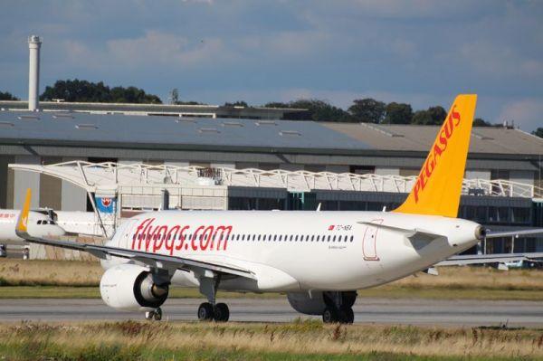Pegasus Airlines Airbus A320neo