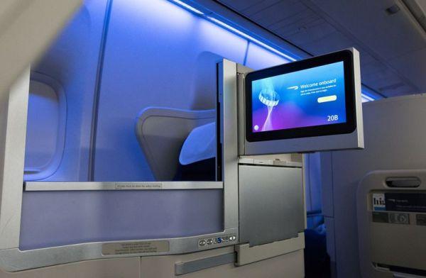 British Airways Boeing 747-400 Retrofit