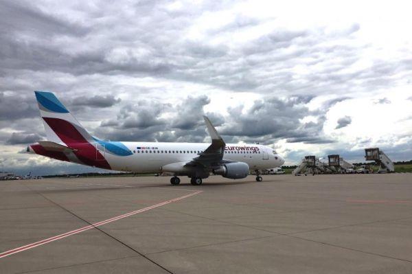 Eurowings Europe Airbus A320