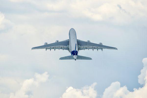 Airbus A380 auf der FIA#16
