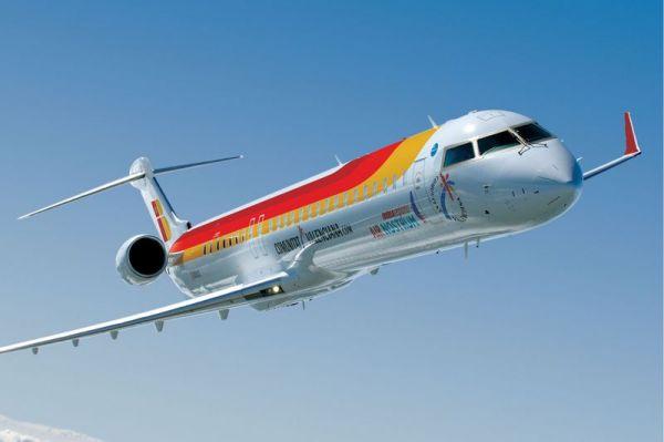 Air Nostrum Bombardier CRJ 1000