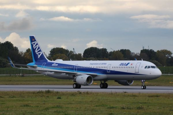All Nippon Airways Airbus A321-200