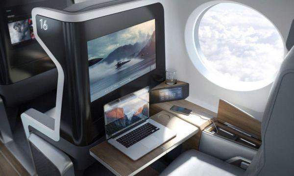 Boom - Überschalljet für 40 Passagiere