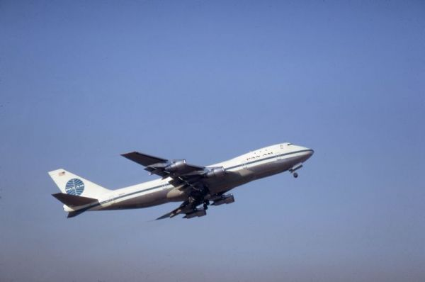 Pan Am Boeing 747 - Airline-Ende am 04. Dezember 1991