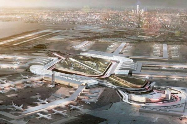 Vision für New Yorks Kennedy-Flughafen