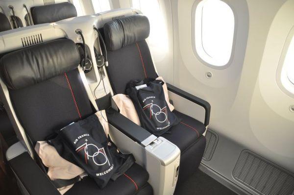 Air France Boeing 787-9 Premium Economy