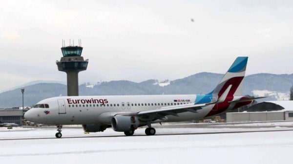 Eurowings Europe A320 OE-IQB