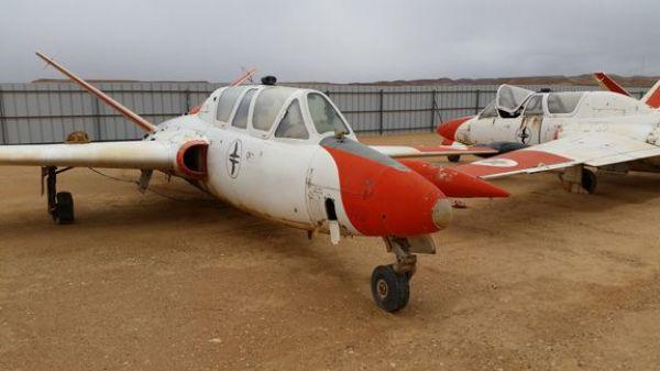 Fouga Magister CM 170