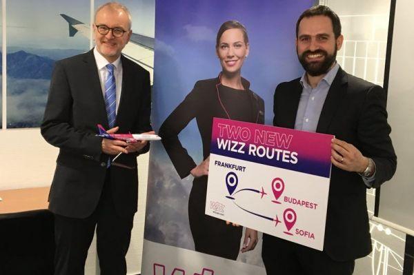 Wizz Air kommt nach Frankfurt