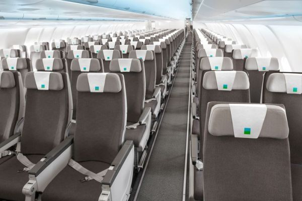 Level Airbus A330 Kabine