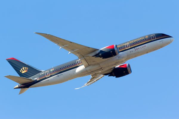 Royal Jordanian Boeing 787-8 Dreamliner