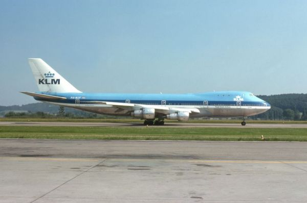 KLM Boeing 747-200 PH-BUF