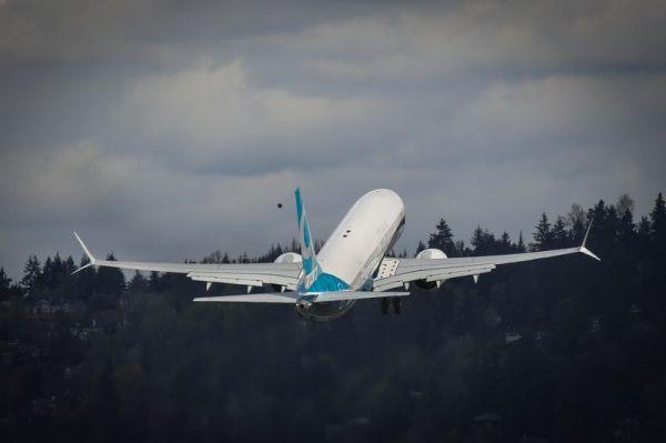 Boeing 737 MAX 9 - Erstflug am 13. April 2017