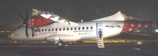 TransNusa ATR 42-600 PK-TNJ
