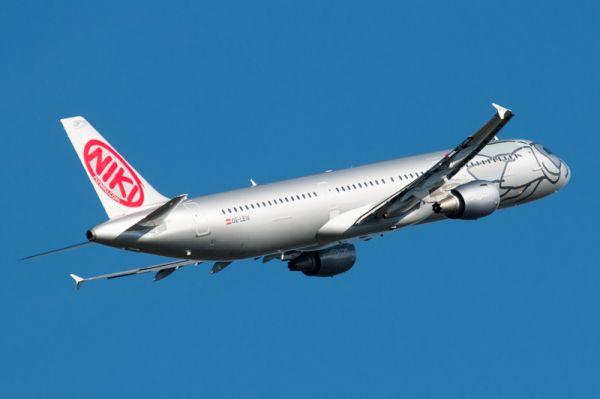 Flyniki Airbus A321