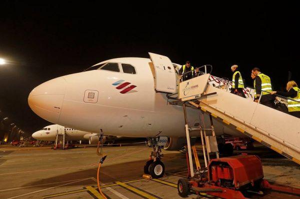 Air Berlin fliegt seit 10. Februar für Eurowings