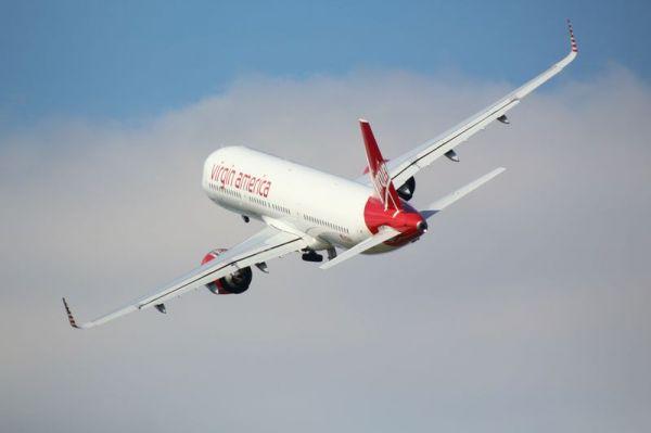 Virgin America Airbus A321neo