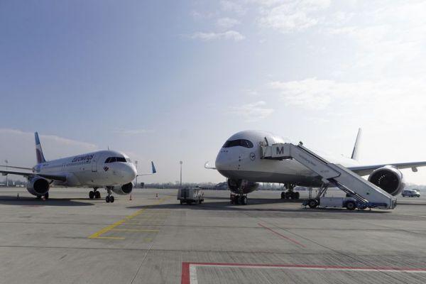 Lufthansa und Eurowings