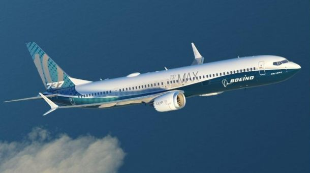 Boeing 737 MAX 10X
