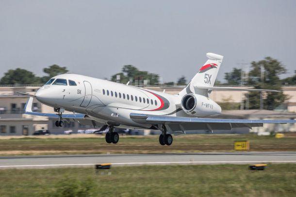 Dassault Aviation Falcon 5X