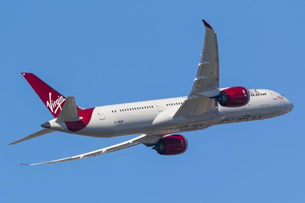 Virgin Atlantic Boeing 787-9 Dreamliner