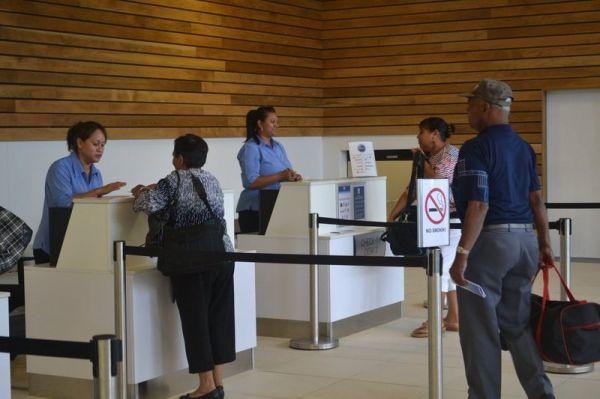 Flughafen St. Helena