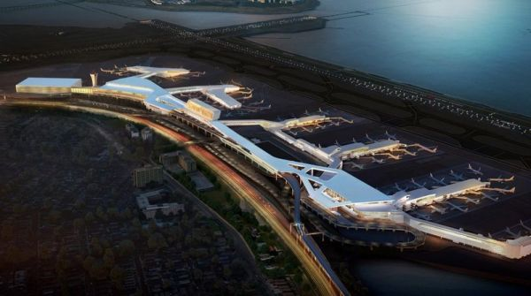 Neues Delta-Terminal in La-Guardia