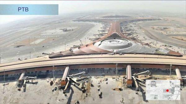 KAIA - Saudia Arabien baut Megahub für 100 Millionen Passagiere