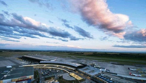 VIE Terminals 1, 1A, 2, 3