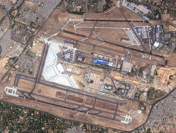 IGIA Indira Ghandi Airport