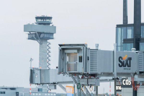 Tower am BER