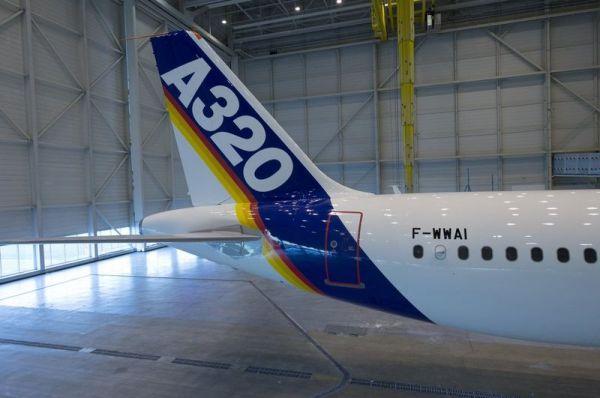 Airbus A320 MSN001