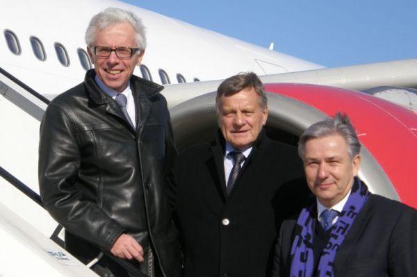 Air Berlin Erstflug nach Chicago