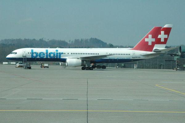 Belair Boeing 757