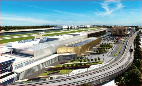 London City Airport CADP-Ausbau
