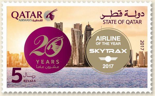Luftpost: Qatar Airways und Skytrax