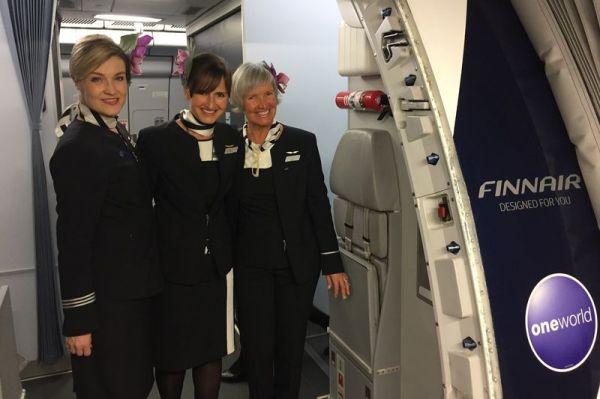 Finnair Airbus A330 Business Class
