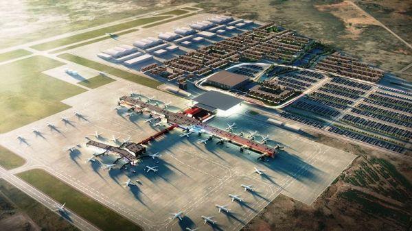 Ausbauplan für Flughafen Keflavik