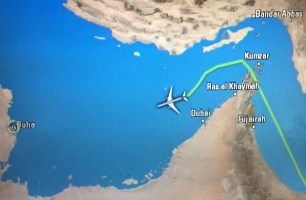 Qatar Airways fliegt unter Embargo-Regeln