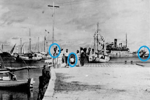 Fred Noonan, Amelia Earhart und die Electra?