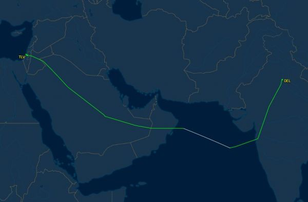 Air India Flug 139