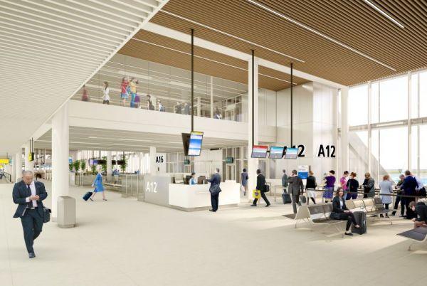 Schiphols neues Pier soll 2019 in Betrieb gehen
