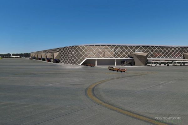 Fraport baut den Flughafen Thessaloniki um