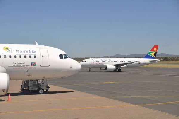 Luftfahrt in Afrika