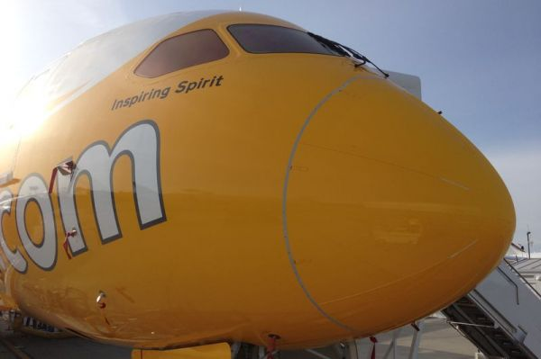 Scoot Boeing 787-9