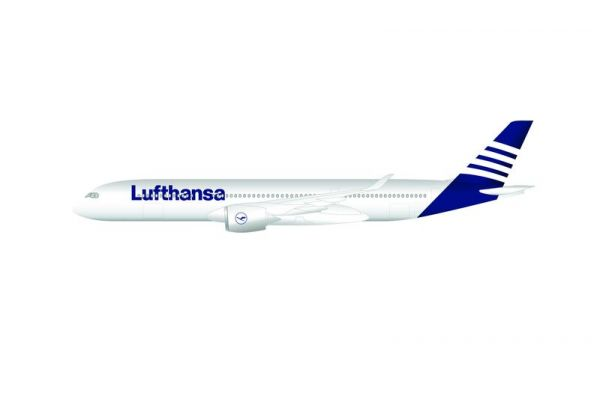 Lufthansa Studie 4