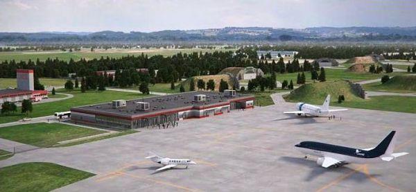 Budweis Neues Terminal