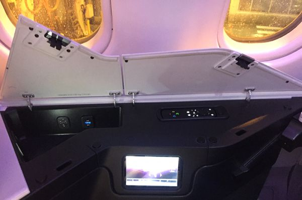 Virgin Australia Airbus A330-200 Business Class